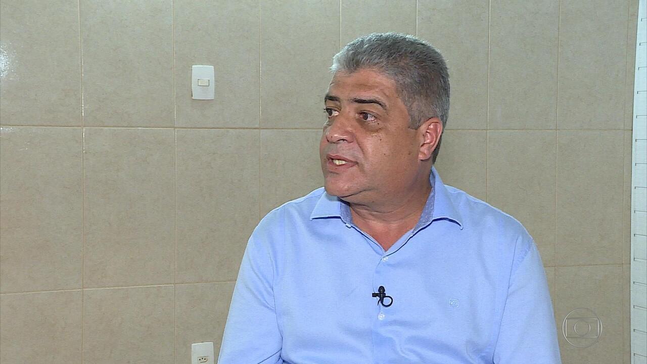 Claudiney Dulim diz que, caso seja eleito, pretende reduzir em 35% cargos de confiança