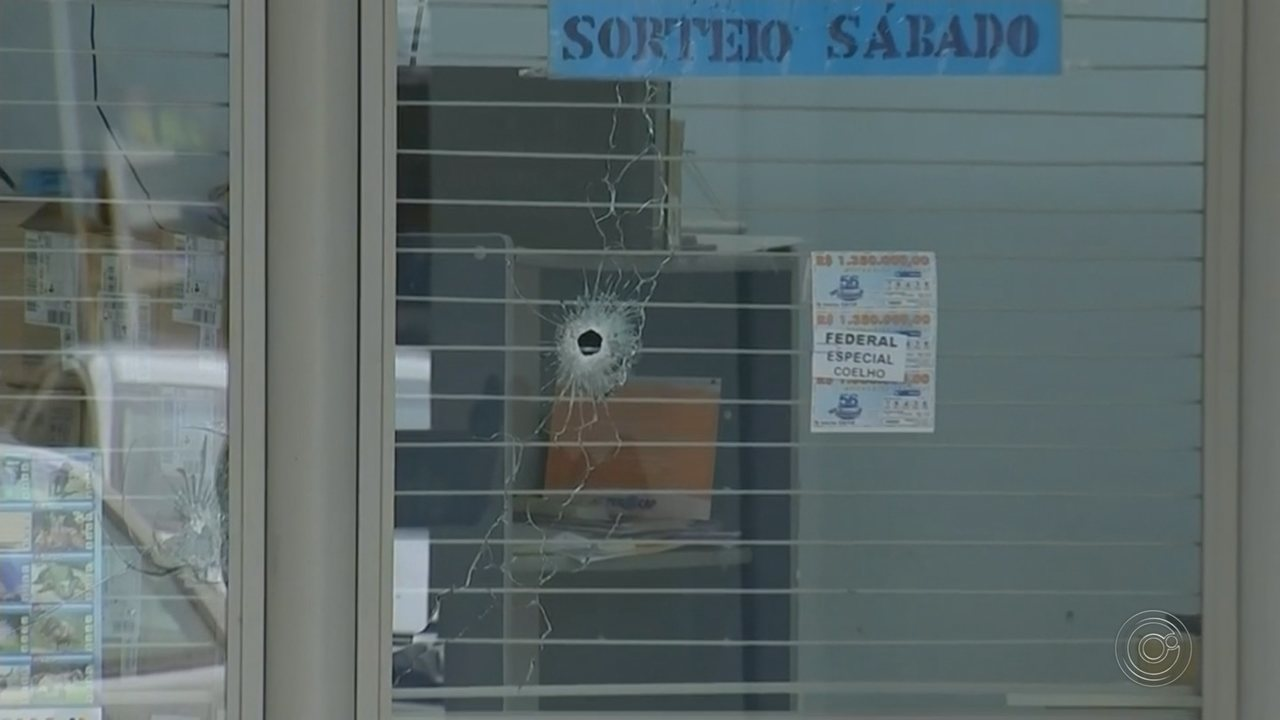 Criminosos explodem caixa eletrônico em agência bancária no centro de São Miguel Arcanjo
