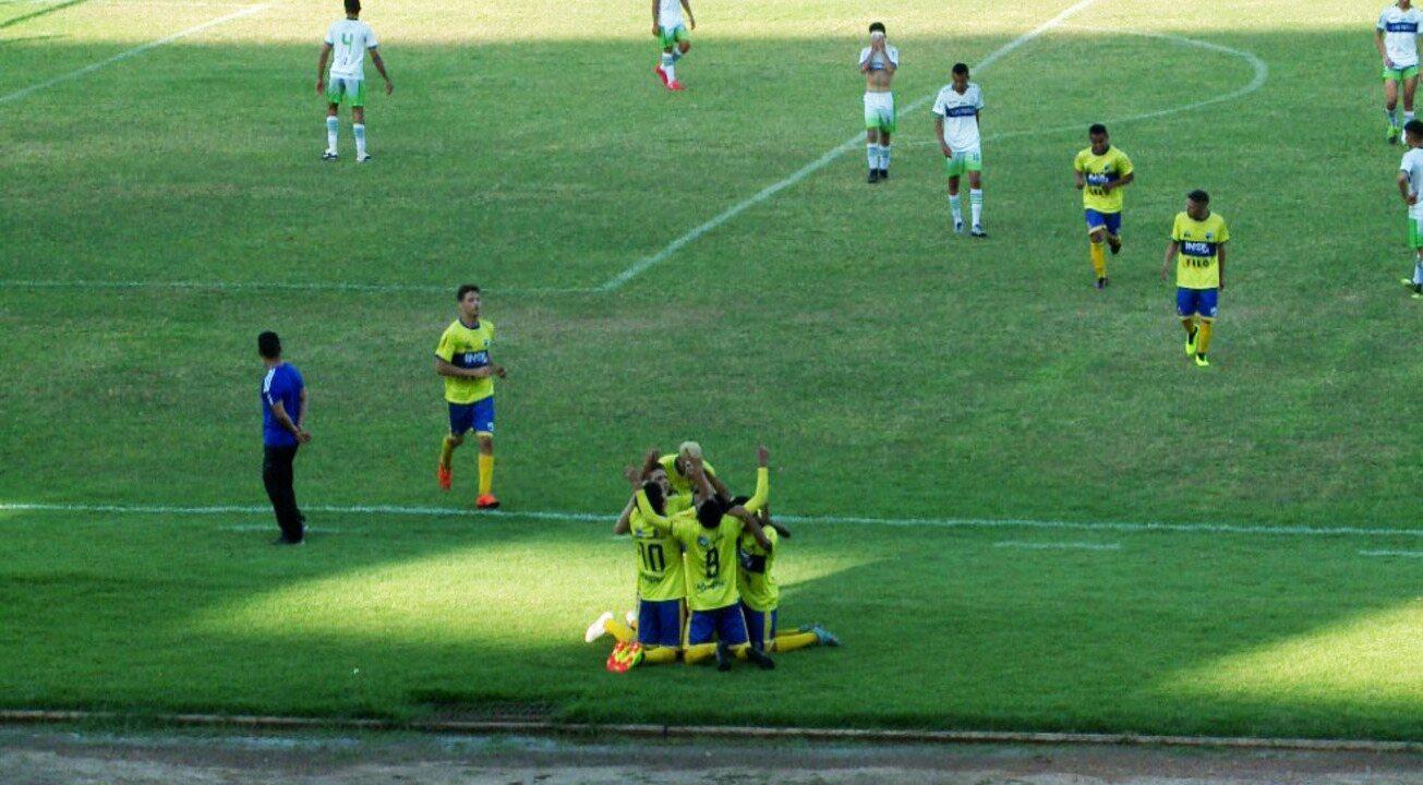 Os gols de Krac 2 x 0 11 de Agosto pela segunda rodada do Piauense Sub-17
