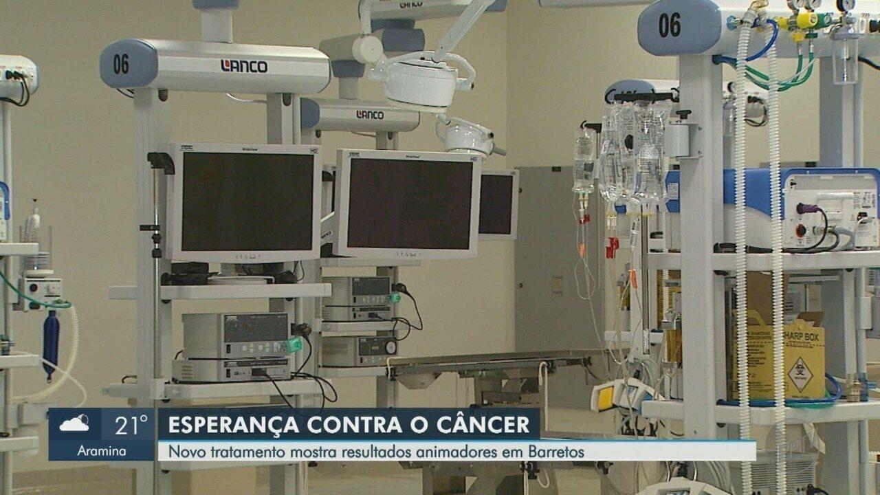 Hospital de Amor oferece tratamento de imunoterapia a pacientes com câncer