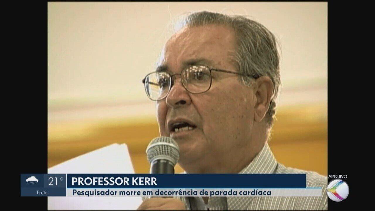 Morre aos 96 anos o cientista brasileiro Warwick Kerr