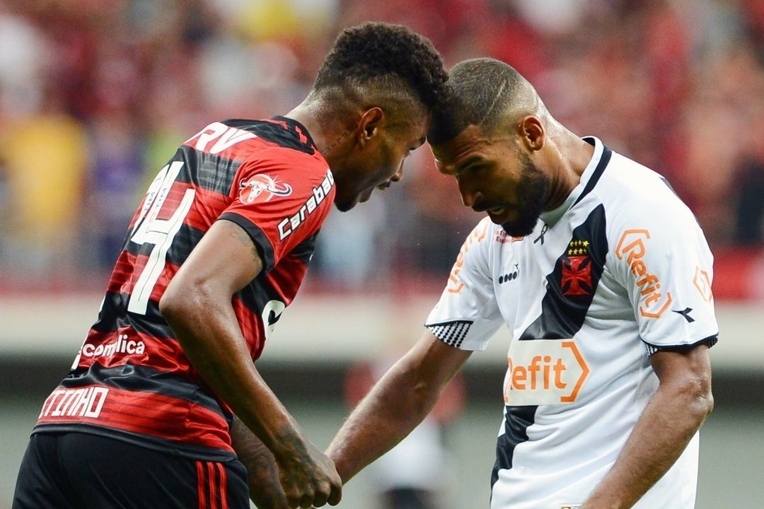 Melhores momentos: Vasco 1 x 1 Flamengo pela 25ª rodada do Brasileirão 2018