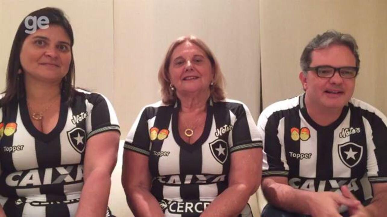 Família lembra história de Valtencir, quarto jogador que mais jogou pelo Botafogo