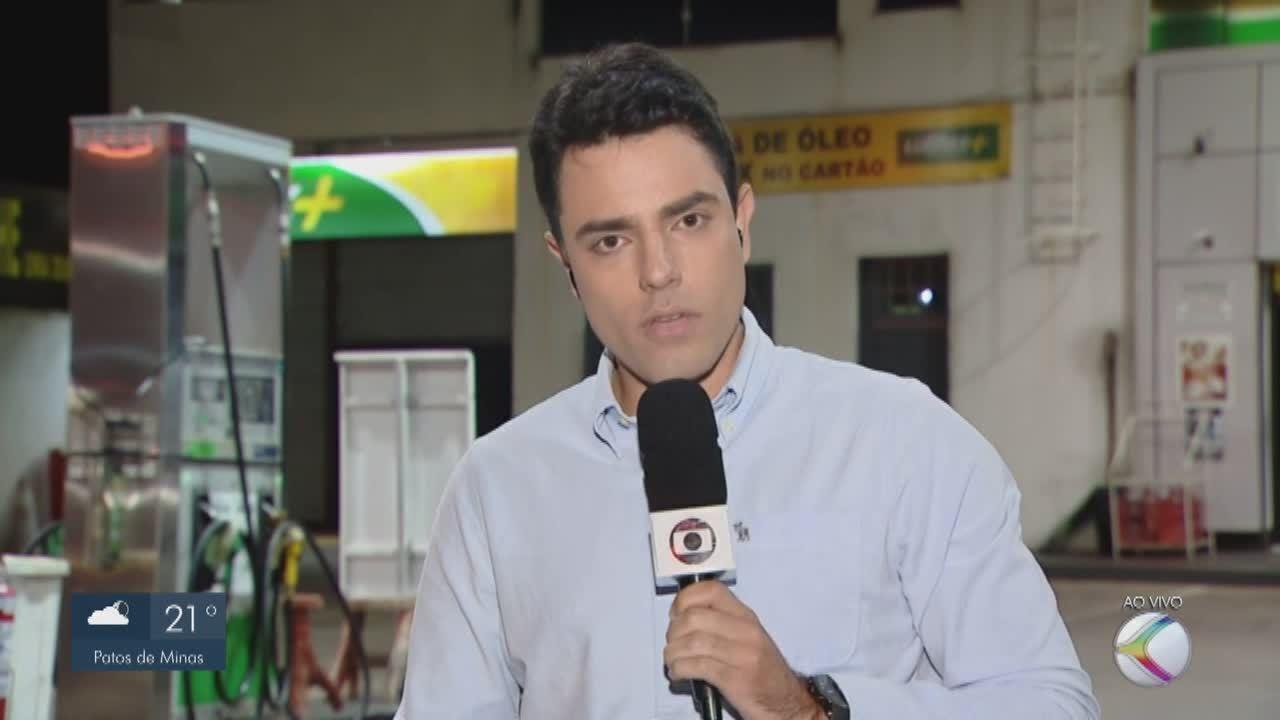 Preço da gasolina chega a R$ 5,29 em alguns postos de Uberlândia