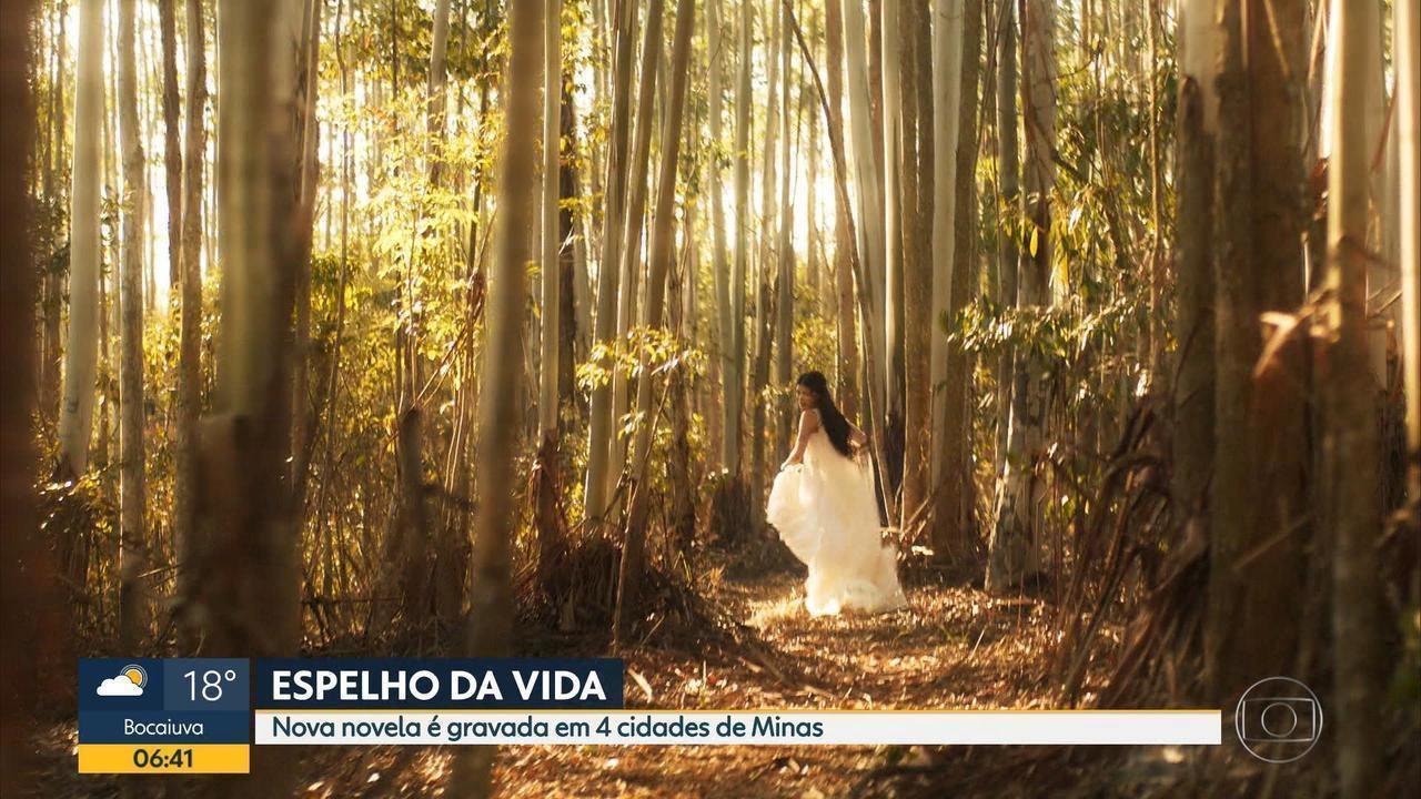 Nova novela das seis foi gravada em Minas