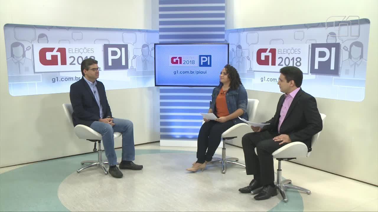 Entrevista especial com o candidato ao governo pelo PSDB, Luciano Nunes