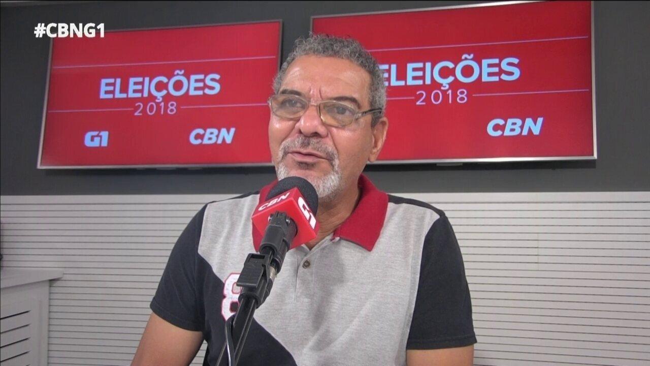 Parte 1: Luiz Eugenio fala sobre segurança pública