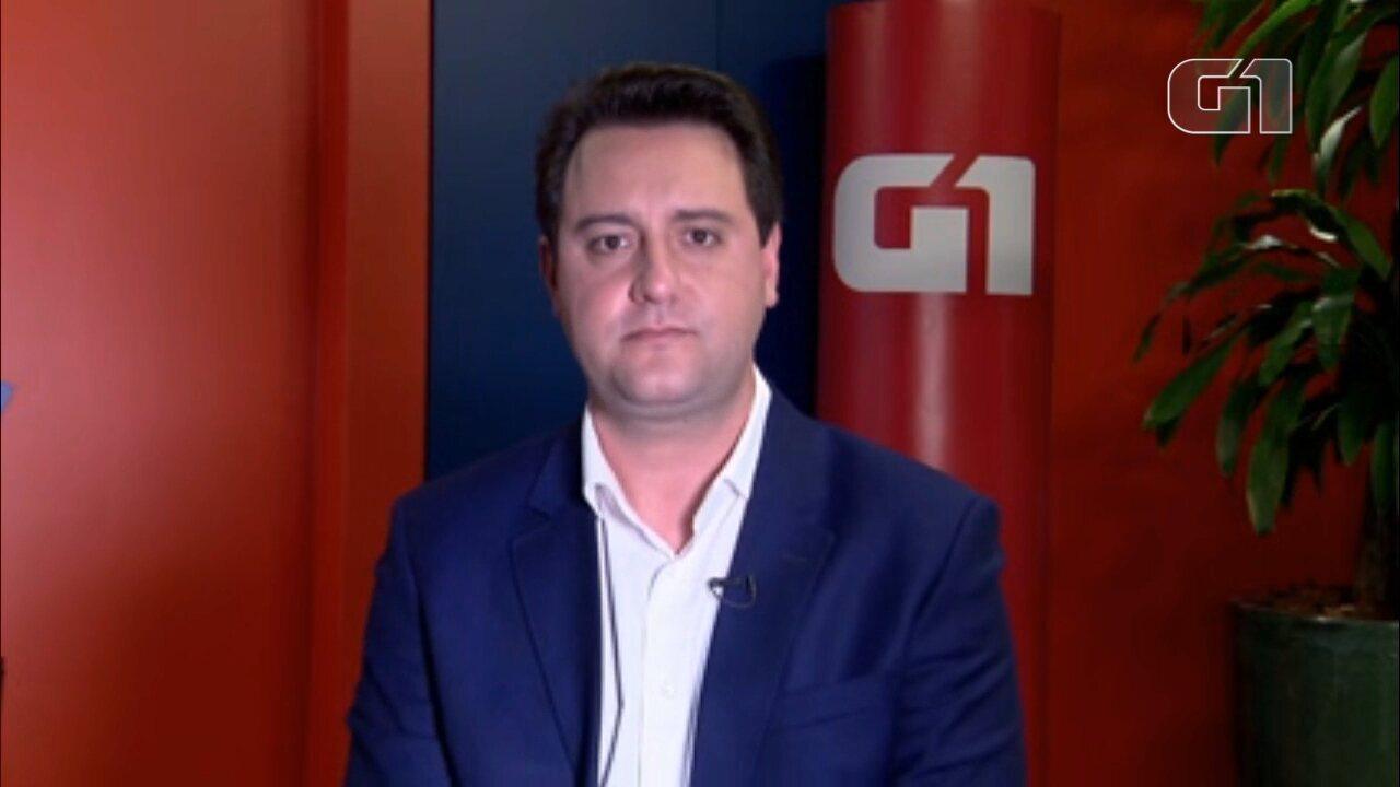 Assista ao que disse Ratinho Junior (PSD) sobre propostas na área de Segurança
