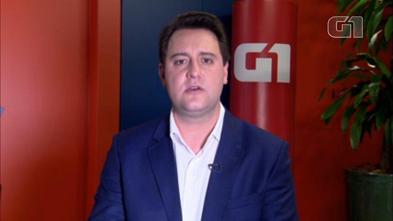 Assista ao que disse Ratinho Junior (PSD) sobre propostas na área de Emprego