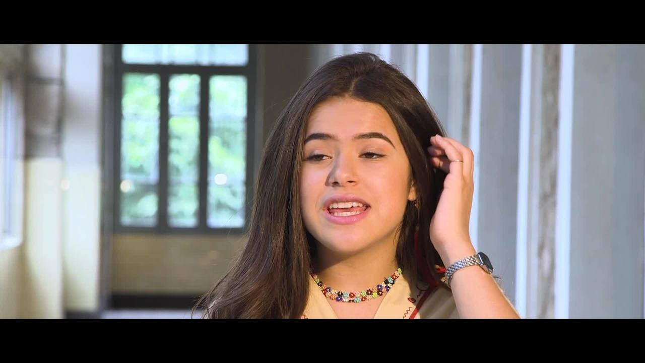 Vídeo mostra Maisa falando do filme 'Tudo Por um Pop Star'