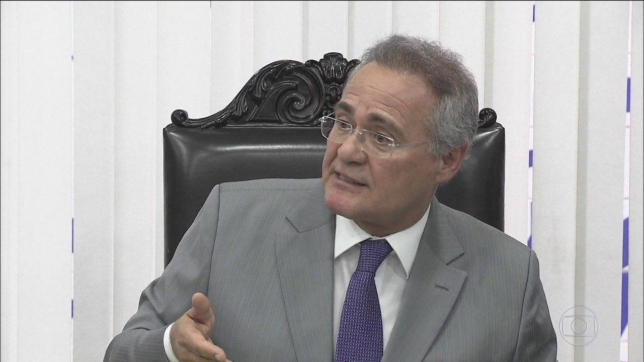 STF absolve Renan de acusação de desvio de dinheiro público