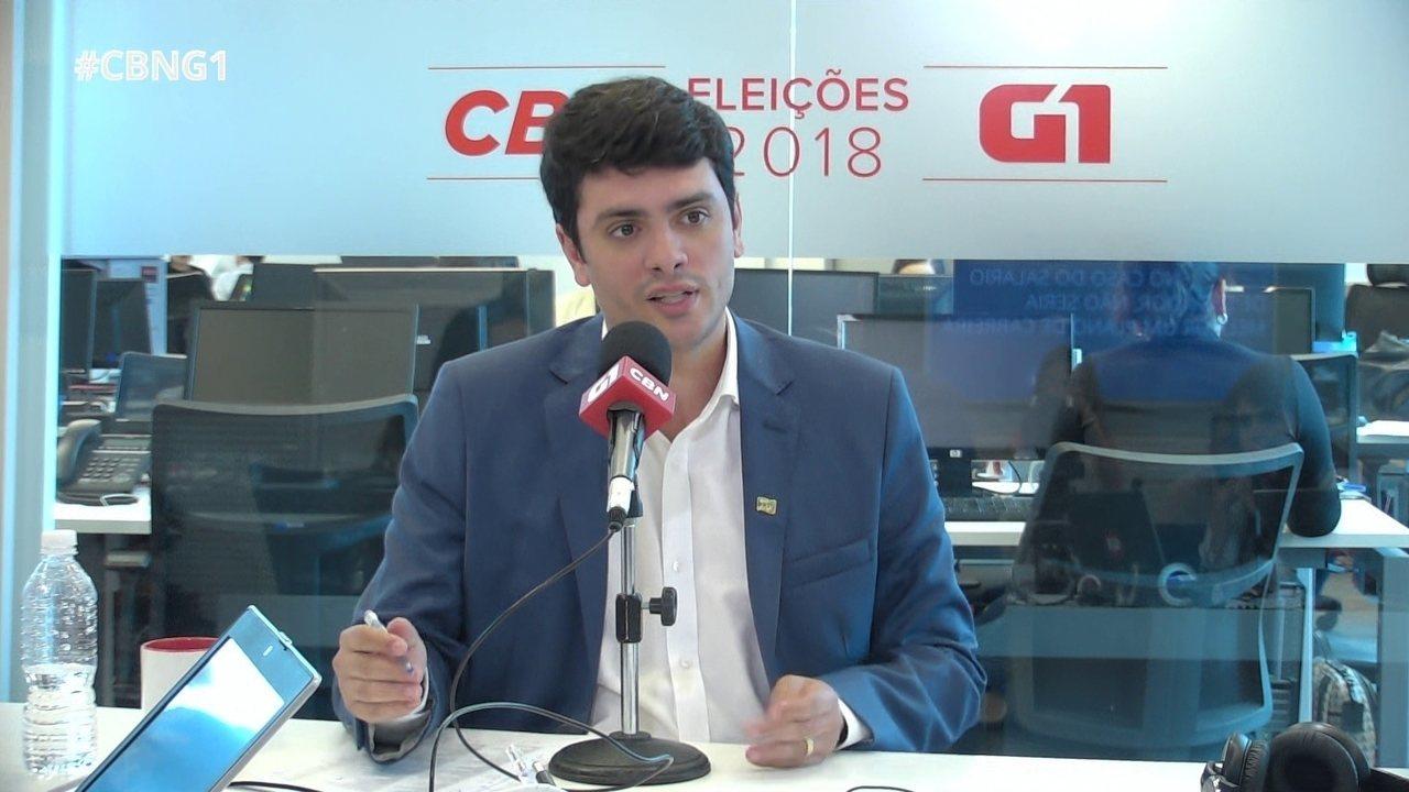 Parte 7: Rodrigo Tavares fala sobre construção de presídios e redução de homicídios