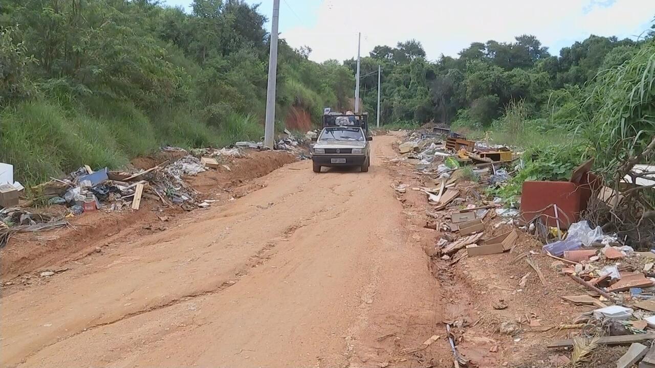 Após fechamento dos ecopontos em Sorocaba, lixo passa a ser depositado em aterro