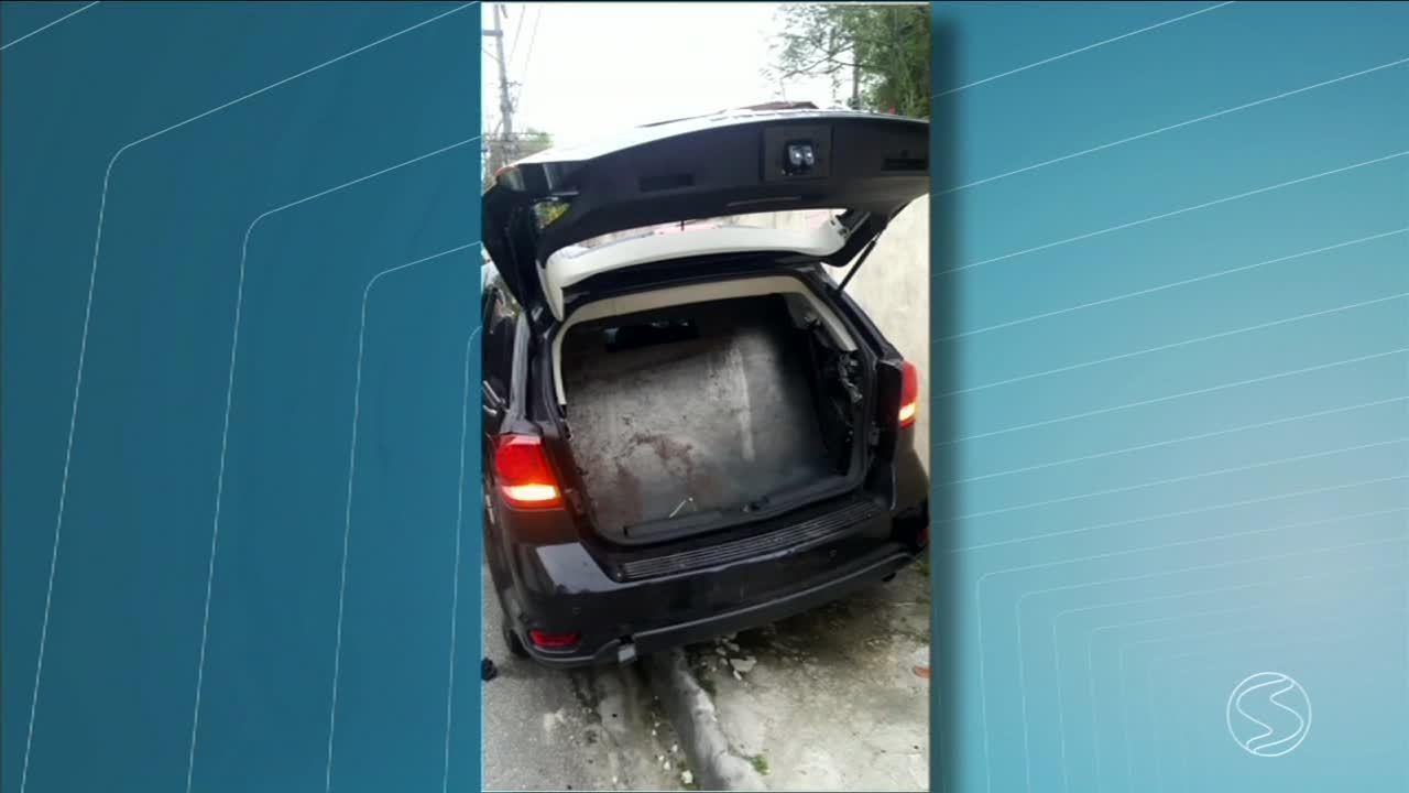 Segundo carro blindado por criminosos é apreendido em Angra dos Reis, RJ