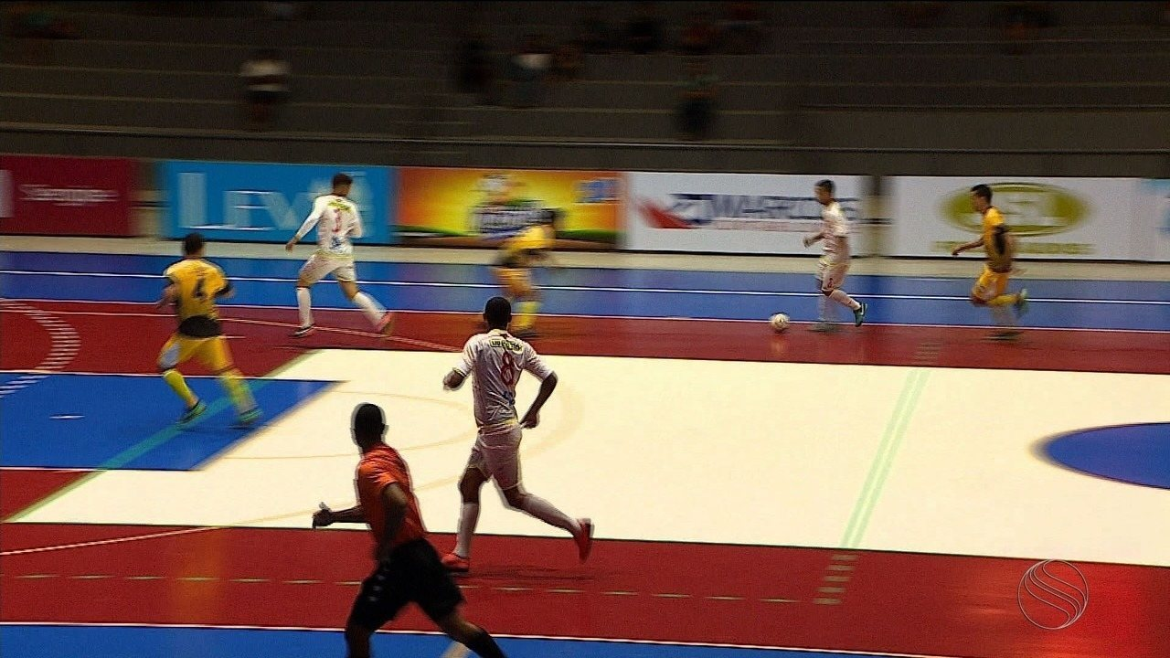 Em jogo apenas para cumprir tabela, Areia Branca vira jogo contra Siriri e vence por 5 a 3