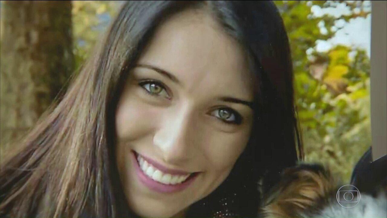 Advogada morreu esganada e não da queda de apartamento, diz IML