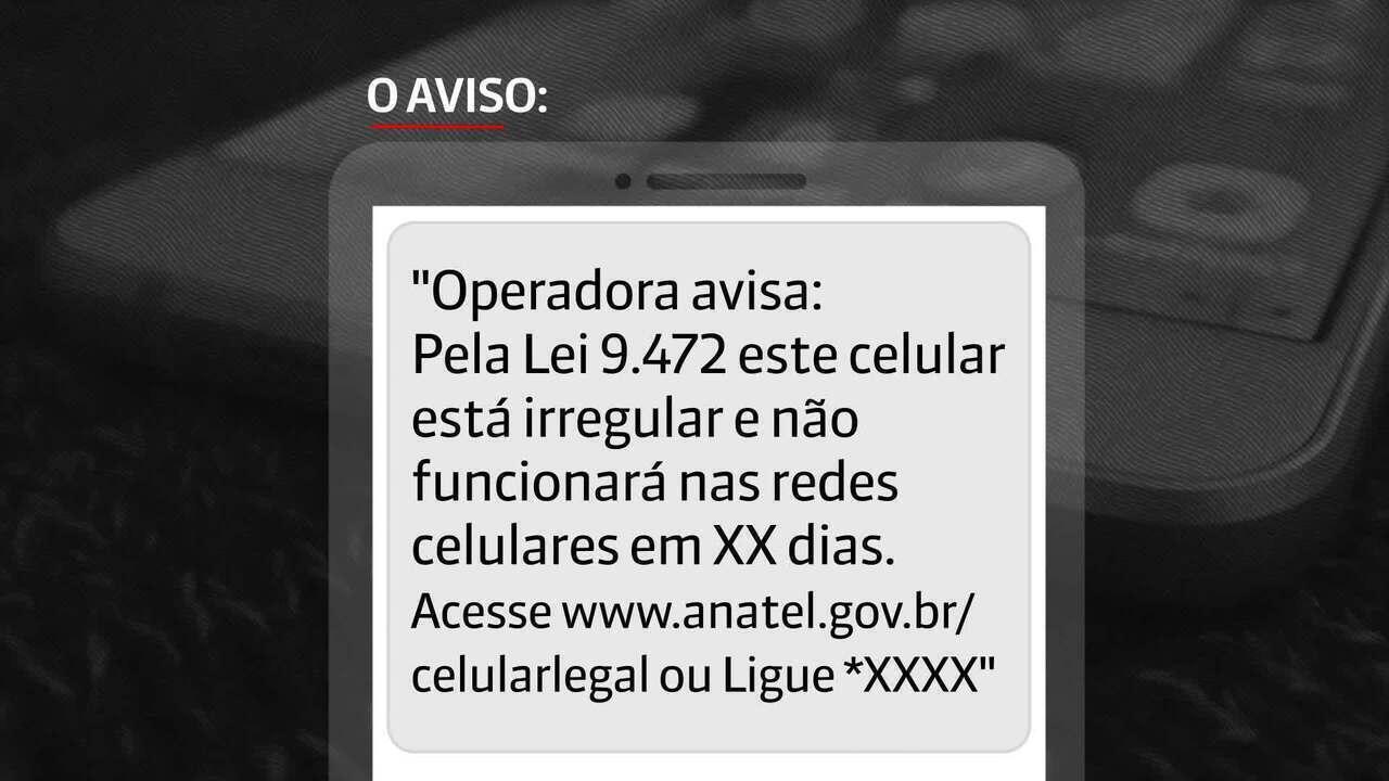 Anatel começa processo de bloqueio de celulares irregulares no domingo (23)
