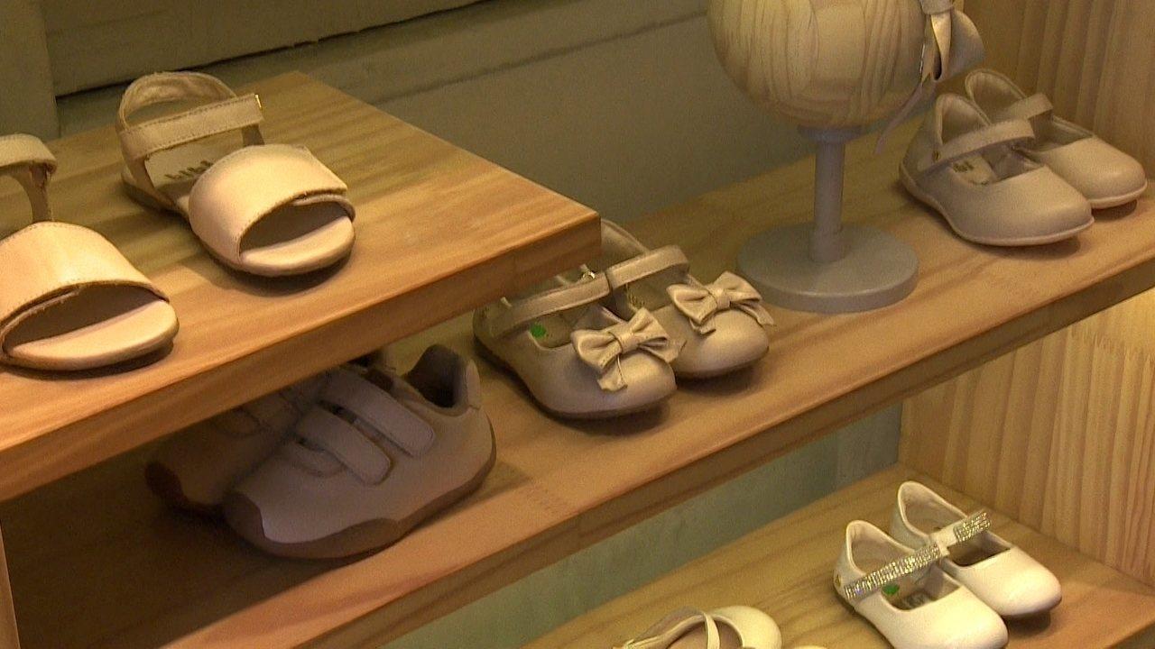 c790b815da Rede de calçados do Brasil internacionaliza o negócio por meio de franquias