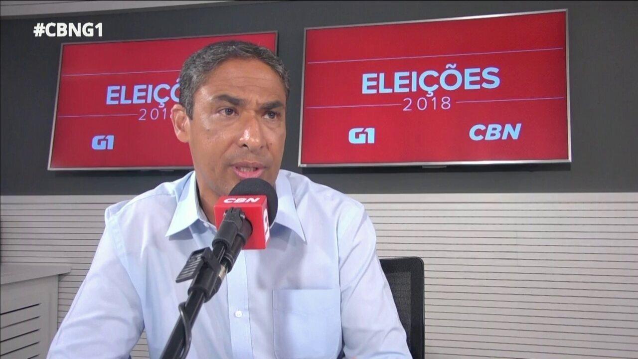 Parte 1: André Monteiro fala sobre milícias e corrupção policial