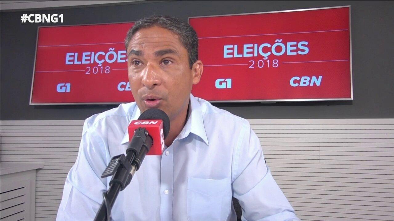 Parte 2: André Monteiro fala sobre segurança pública