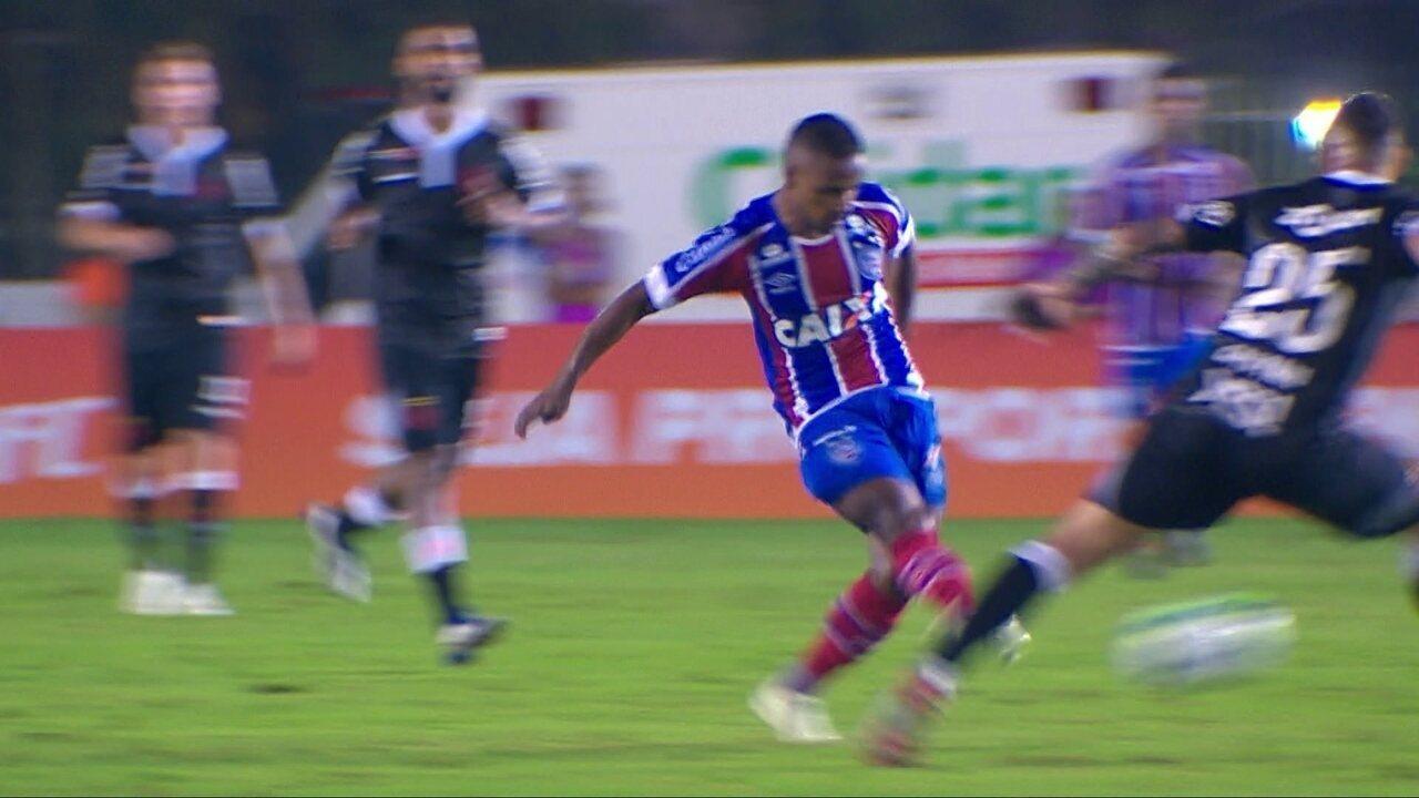 Melhores momentos  Vasco 2 x 1 Bahia pela 26ª rodada do Brasileirão 2018 4f92ca8faa373