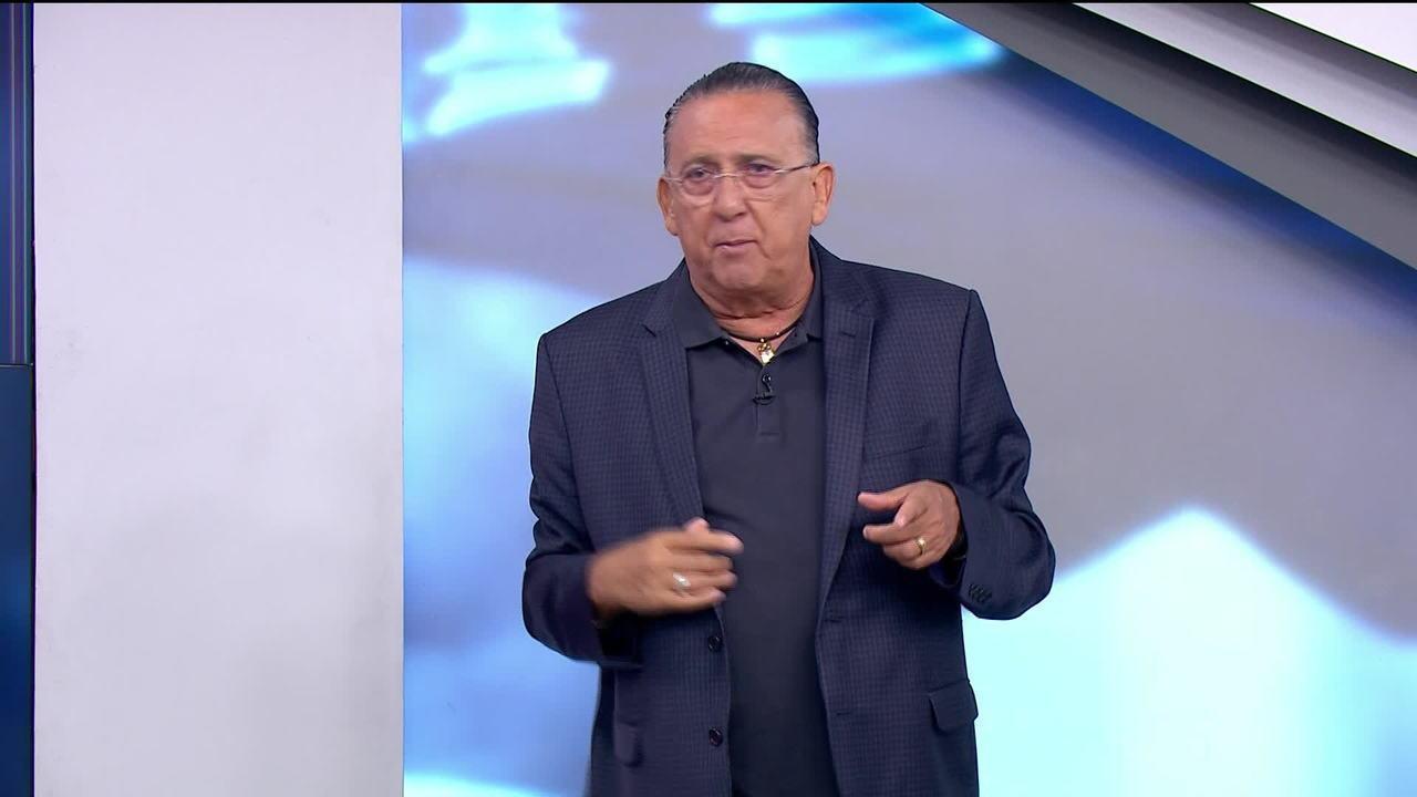 Galvão diz que o Boca é a Juventus da América do Sul