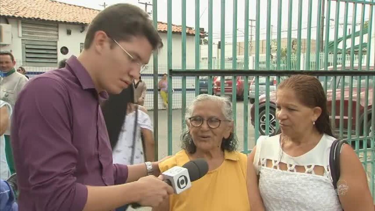 Pacientes não são atendidos por falta de energia no Frotinha de Messejana