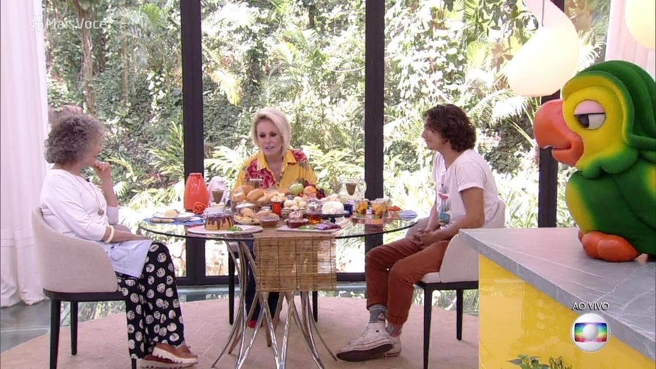 Irene Ravache e Cadu Libonati falam sobre 'Espelho da Vida'