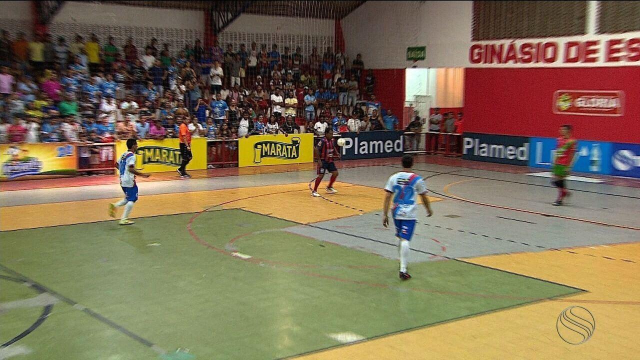 Monte Alegre vence Canindé, mas não consegue classificação