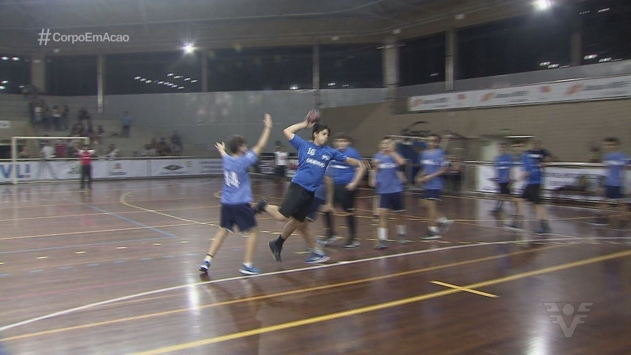 14ª Copa de Handebol Escolar define os classificados para as quartas de final