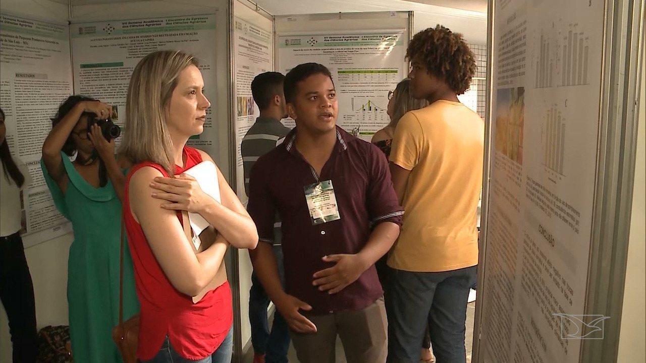 Semana de Ciências Agrárias reúne pesquisadores no Maranhão