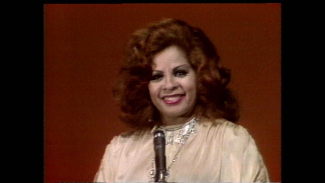 Morre em São Paulo, aos 89 anos, a cantora Ângela Maria