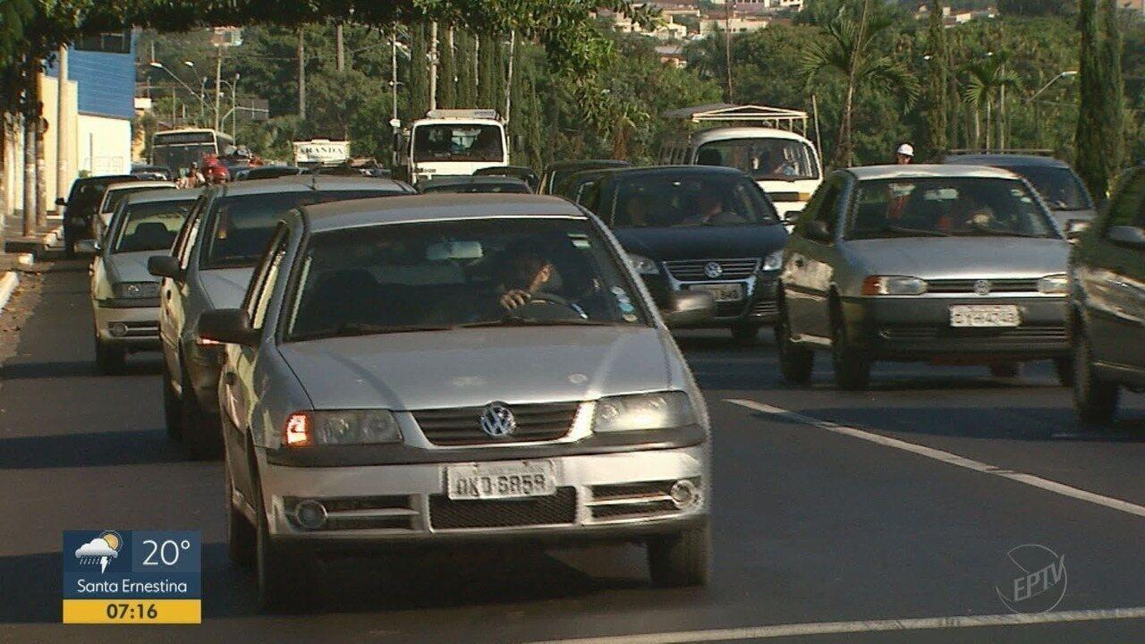 Ribeirão Preto é a 4ª com maior número de mortes no trânsito em São Paulo
