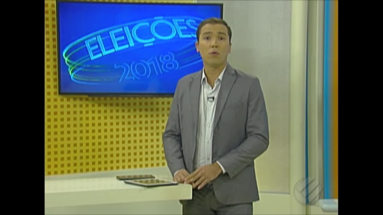 Confira a agenda de compromissos dos candidatos ao Governo do Pará desta segunda-feira, 01