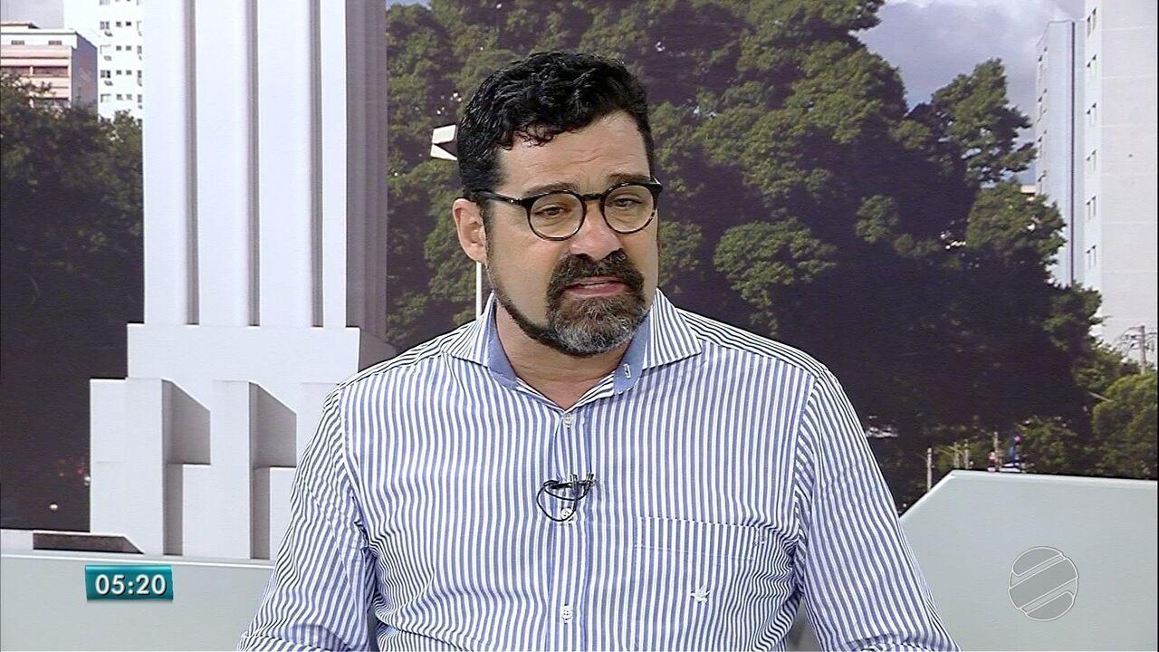 Confira a entrevista do candidato ao Senado por MS, Sérgio Harfouche