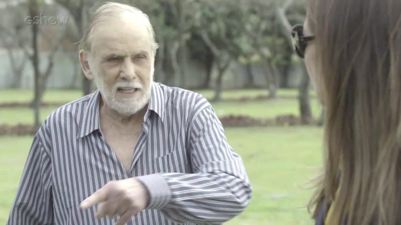 Resumo Segundo Sol – 02/10 – Nestor culpa Laureta por ter sido torturado no passado