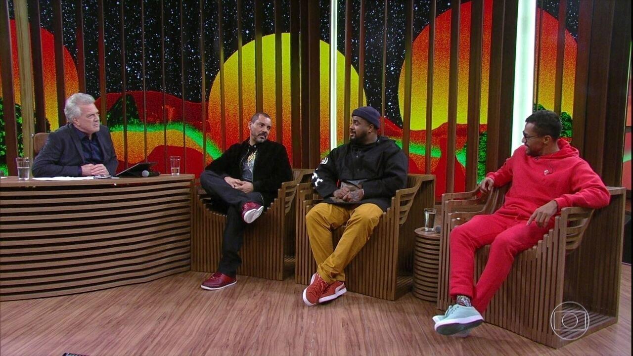 Dexter, Baco Exu do Blues e Black Alien falam sobre depressão