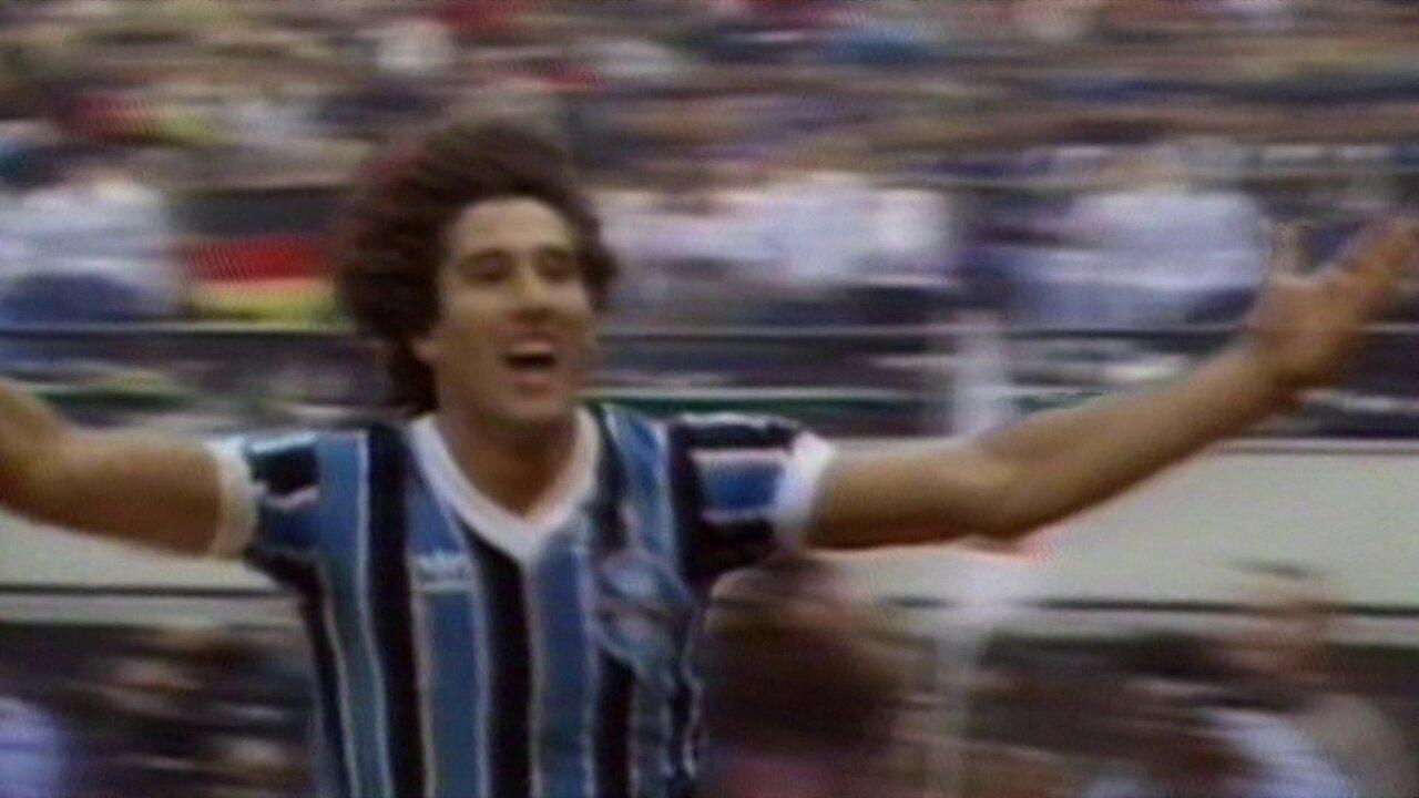 Lendas com Renato Gaúcho relembra a carreia do ex-jogador no Baú do Esporte
