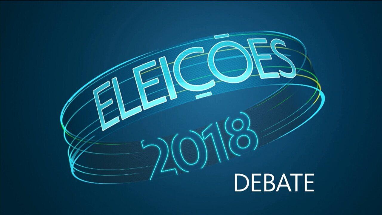 Veja como foi o terceiro bloco do debate ao governo do Paraná