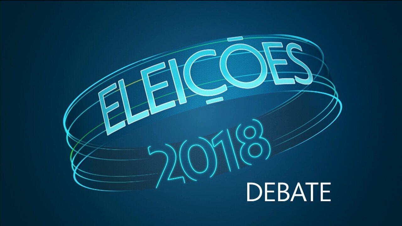 Veja como foi o quarto bloco do debate ao governo do Paraná