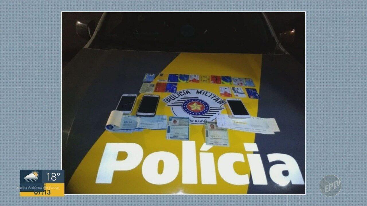 Dois homens são presos após alugarem carro usando documento falso