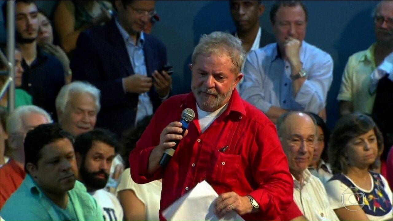 MPF pede condenação de Lula e mais sete pessoas na ação da compra de um terreno