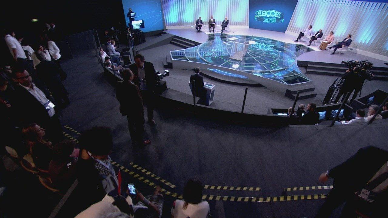 Debate Político - Bloco 3