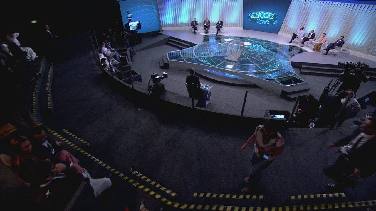 Debate Político - Bloco 4
