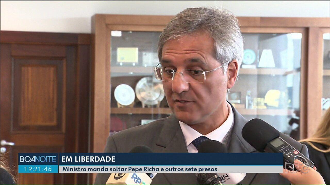 Operação Integração: Gilmar Mendes manda soltar presos