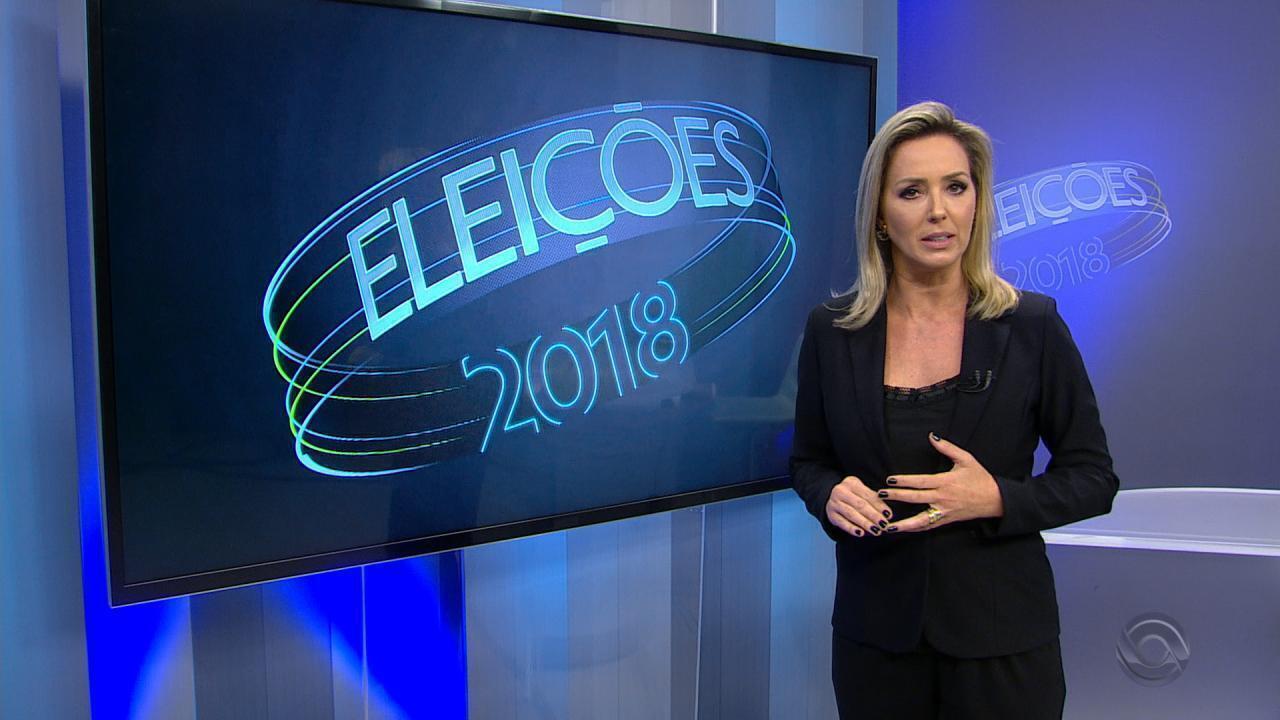 Candidato ao governo do RS, Eduardo Leite (PSDB) votou na tarde deste domingo (07)