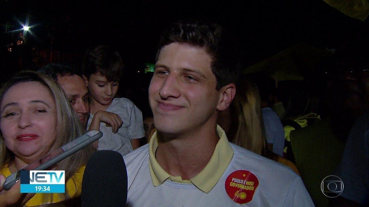 João Campos (PSB) é deputado federal mais votado em Pernambuco