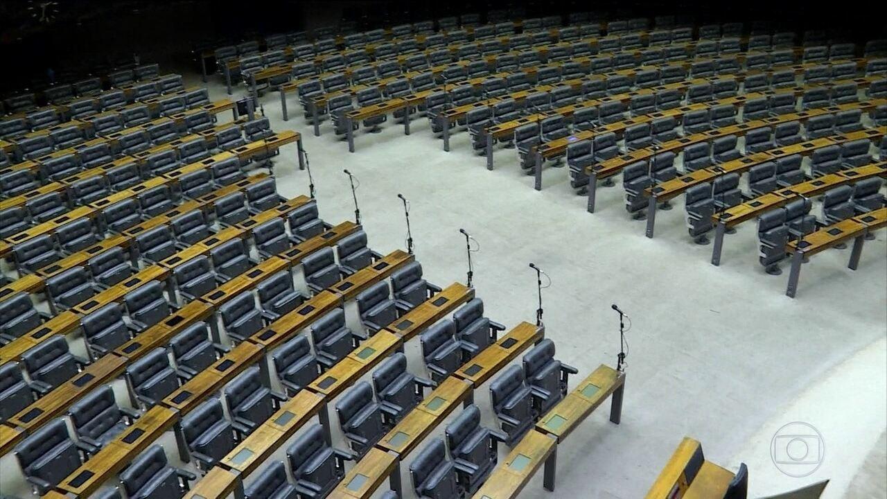 Câmara dos Deputados passa pela maior renovação dos últimos 20 anos