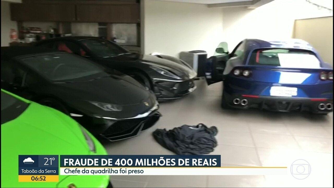Fraude de R$ 400 milhões e vida de luxo