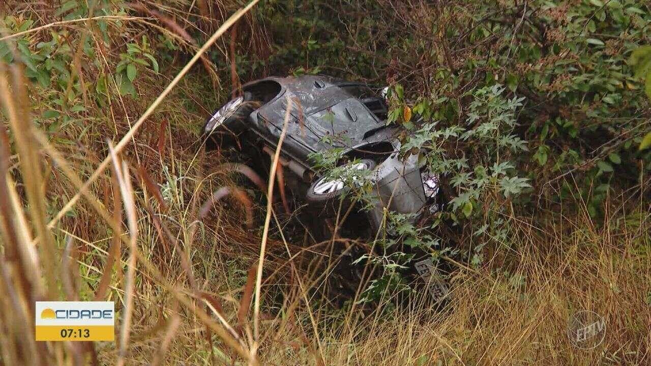 Família de Campinas morta em acidente será enterrada nesta quarta